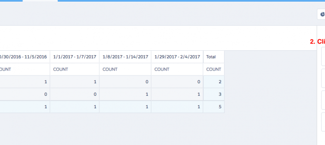 How to Subscribe Salesforce Report in Lightning Experience?
